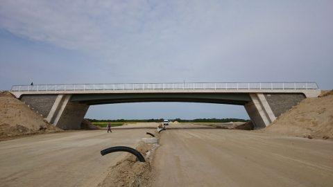 Klinkerbau Brücke