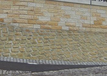 Hochwasserschutz Mauerwerk Dresden